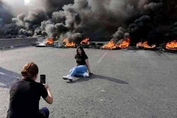 الثورة بلبنان