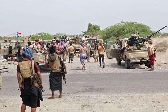 اليمن.. 9 قتلى و17 جريحا في اشتباكات بـ الحُديدة
