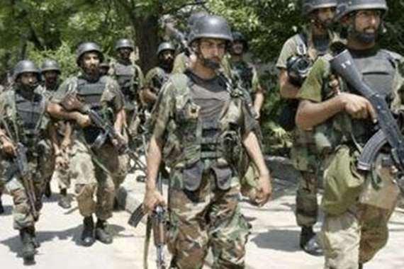 نشر الجيش الباكستاني في العاصمة إسلام آباد