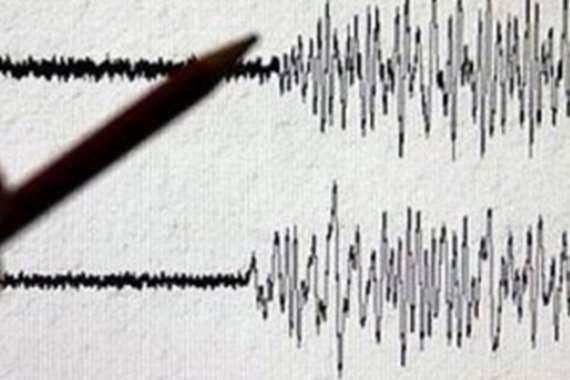 زلزال بقوة 4.3 يضرب ولاية  جانقيري  التركية