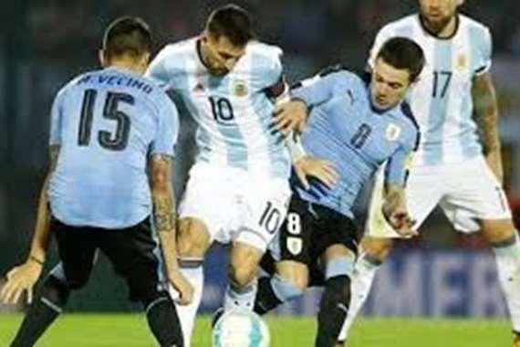 بث مباشر مباراة الأرجنتين وأوروجواي