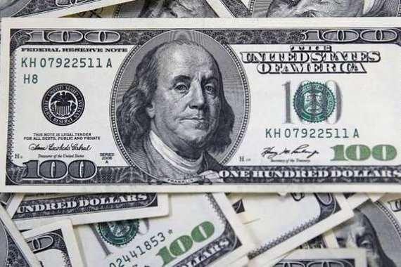 الدولار يواصل تراجعه ويسجل هذا الرقم