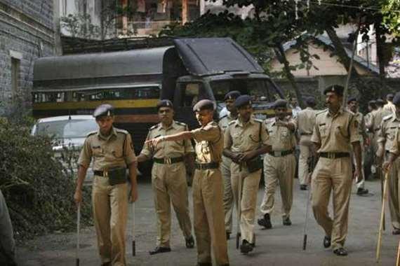 الشرطة الهندية ارشيفية