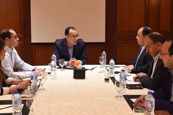 مدبولي يلتقي وزير المالية لمراجعة الموازنة المالية للعام الحالي