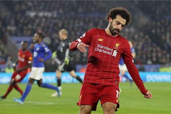 «صلاح» يقود هجوم ليفربول أمام وولفرهامبتون