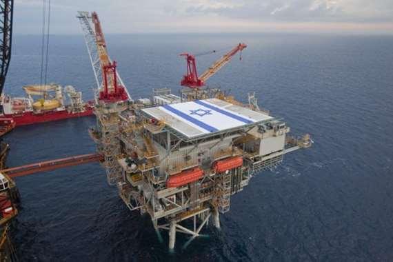 تصدير الغاز الطبيعي الإسرائيلي