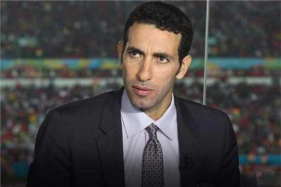 الشوالي يحرج أبو تريكة على الهواء أثناء مباراة ليفربول وتشلسي