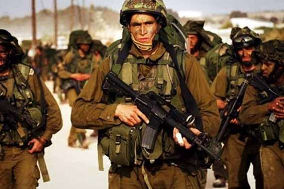 دورية مشاة إسرائيلية تقتحم حدود لبنان