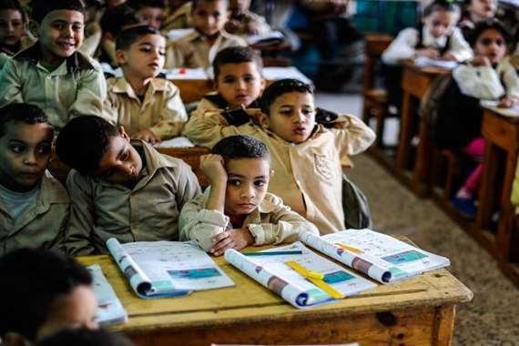 أطفال المدارس