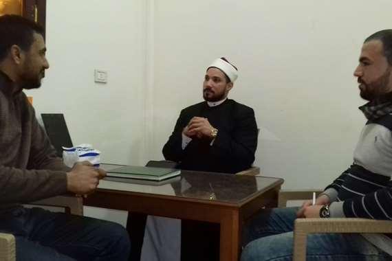 """عبدالله رشدي يتحدث لـ""""المصريون"""""""