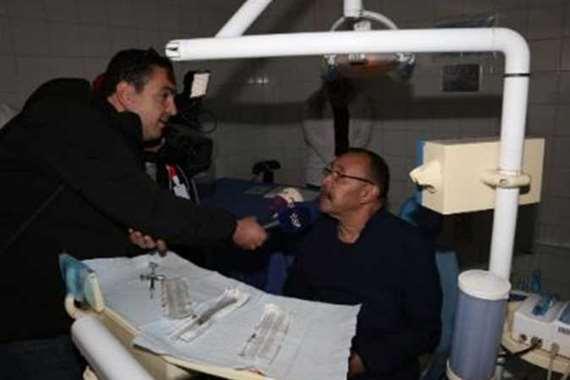زيارة وفد أجنبي لسجن المرج بالقاهرة