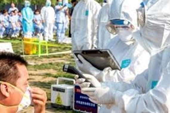 الصين تحتجز مصريين مصابين بفيروس كورونا