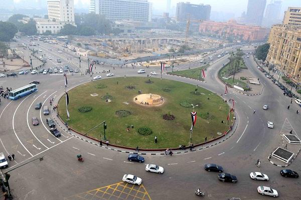 وتبخر الثوار في ميدان التحرير