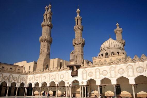 الجامع الأزهر - أرشفية
