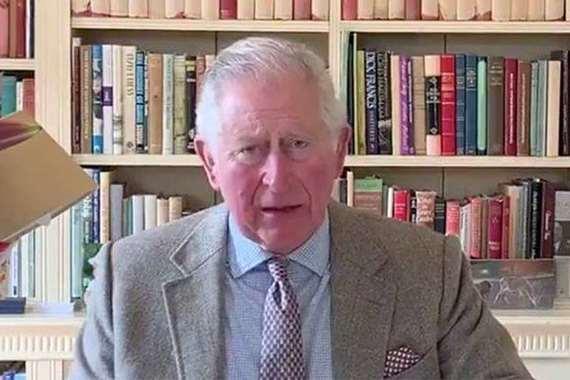 الأمير تشارلز، ولي عهد بريطانيا