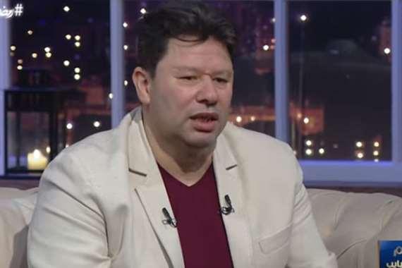 المحلل الرياضي رضا عبدالعال
