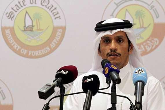 قطر تتبرأ من دعم الإخوان: ليس لها وجود