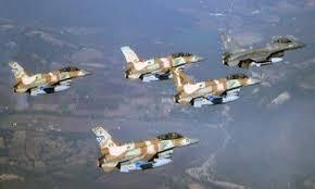 ثلاث طائرات إسرائيلية تنتهك الأجواء اللبنانية