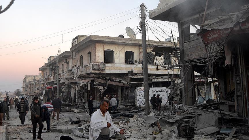 مقتل 29 شخصًا في قصف جوي على إدلب وحلب