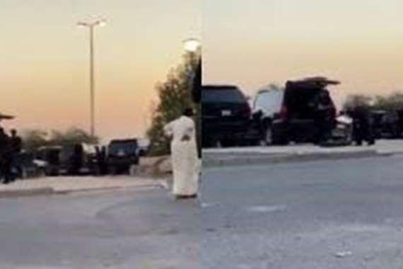 بالفيديو.. انتحار مطلق النار بالكويت بل تسليم نفسه