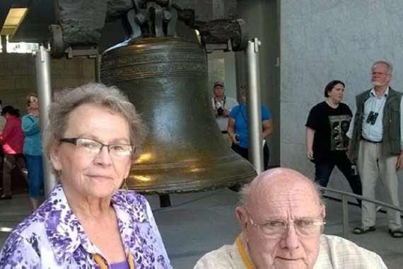 بعد زواج 53 عاما.. توفيا معا بكورونا