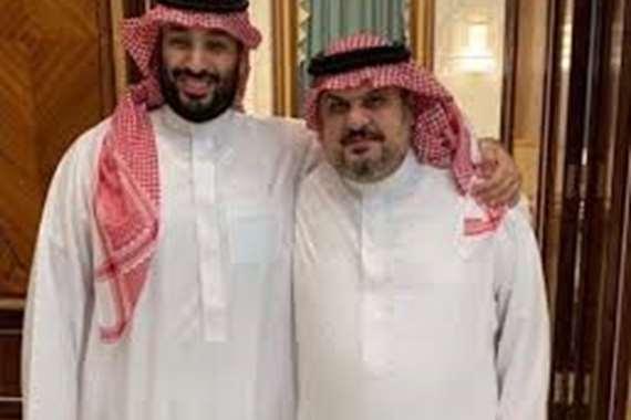 بعد طول غياب.. أمير سعودي : انتظروا هذه المفاجأة