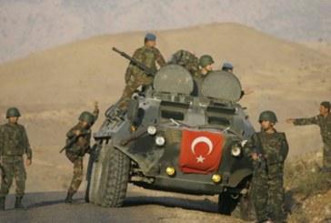 الجيش التركي يعلن مقتل 47 داعشياً في سوريا