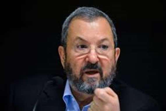 إيهود باراك يعتذر عن مقتل 13 فلسطينيًا عام 2000