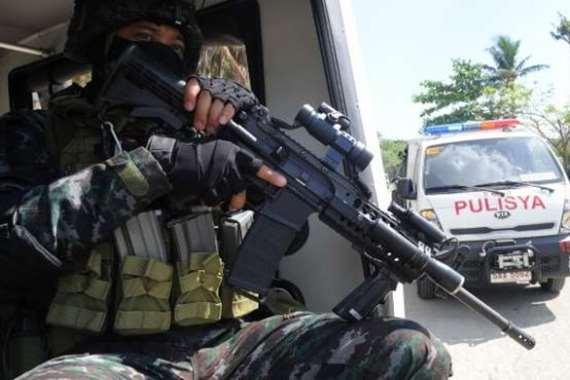 الشرطة الفلبينية - أرشيف