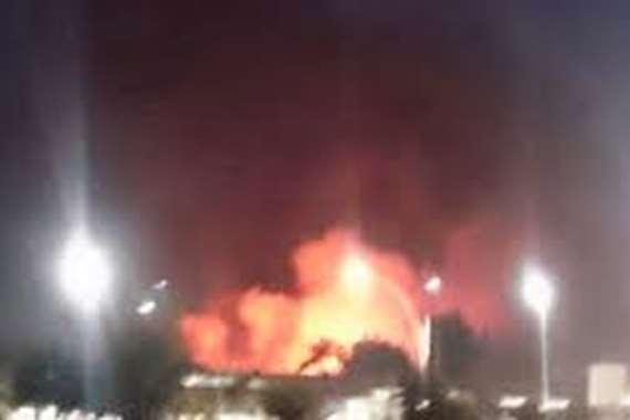 انفجارات تضرب دمشق.. وتصدٍ لغارات إسرائيلية
