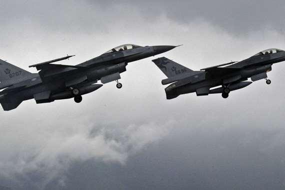 صفقة للبنتاجون بـ 62 مليار دولار لبيع أف -16 مع هذه الدولة