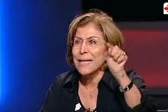 الكاتبة فريدة الشوباشي