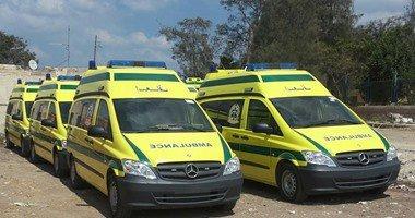 «الصحة» تدفع بـ2110 سيارات إسعاف ومروحيتان