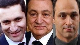 دعوى ضد مبارك ونجليه وآخرين بتلقي هدايا من الأهرام