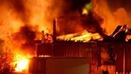 كارثة.. تفاصيل انفجار مستودع أنابيب بالبراجيل