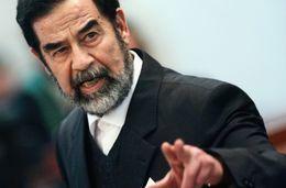 """صدام حسين وراء """"كارثة بريطانيا"""""""