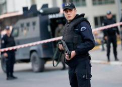 الأمن التركي يقتل إرهابيين جنوب البلاد