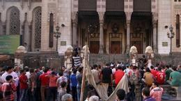 تأجيل قضية أحداث مسجد الفتح لـ2 أكتوبر