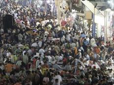 انخفاض معدل النمو السكاني لأول مرة منذ 10 سنوات