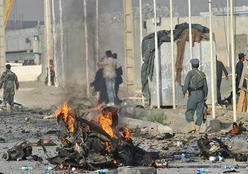هجوم انتحاري بجنوب أفغانستان