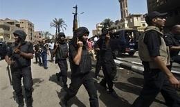 اشتباكات مسلحة بين الشرطة ومطلوبين أمنيًا بسوهاج