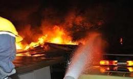 حريق في 4 منازل بأسوان بسبب انفجار اسطوانة بوتاجاز