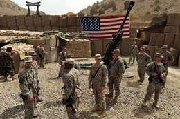 قوات أمريكية بسوريا