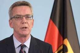 توماس دى مدزيير، وزير داخلية ألمانيا