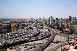 شبكة الطرق فى مصر