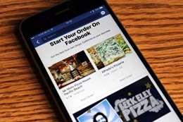 فيسبوك تضيف خدمة للجوعى