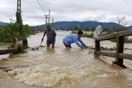 الفيضانات فى فيتنام