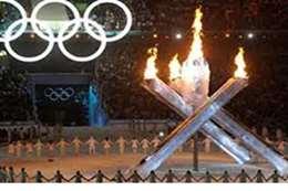 شعلة الاولمبياد
