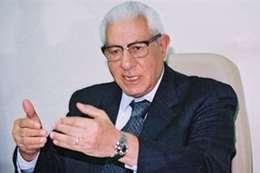 الكاتب الصحفى، مكرم محمد أحمد