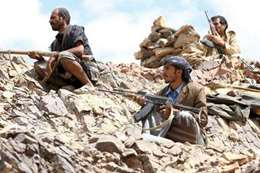 """اشتباكات مسلحة بين """"الحوثيين"""" في صنعاء"""